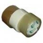Лента клейкая 48мм х 66м (Итал) прозрач.коричн.,белый (ис.каучук