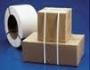 Лента полипропиленовая 9 х 0.5 мм –4,5 км (белая)  200 мм