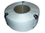 Лента полипропиленовая 16 х 0.8 мм – 1.5 км (белая) ? 200мм  для