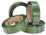 Лента РЕТ 19 х 0.8 мм 1,0/1,2 км (зеленая) рефл. 406мм д/авт